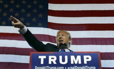 川普当选美国总统
